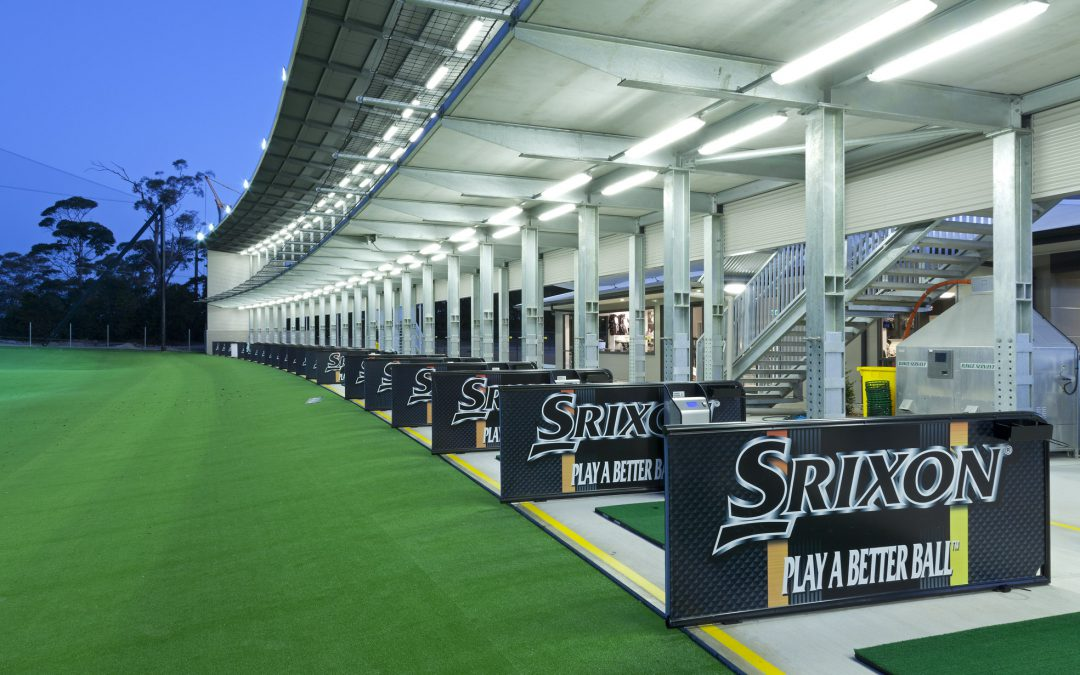 World's Top Driving Range