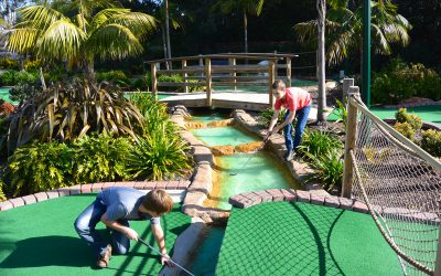 Putt Putt Golf at Thornleigh Golf Centre