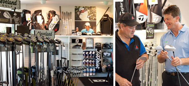 golf club fitting sydney