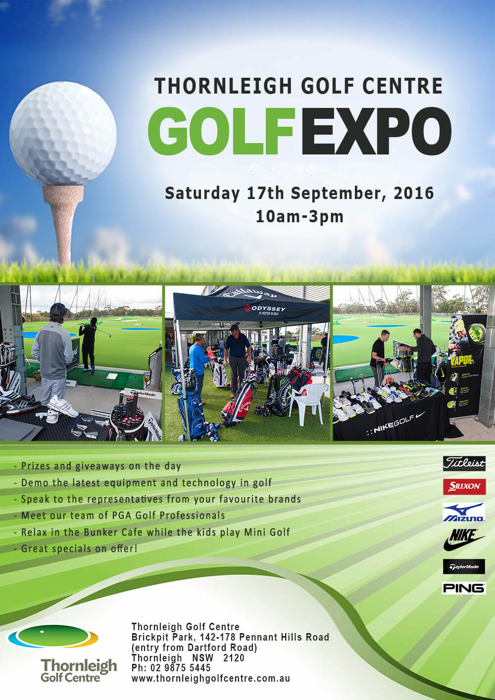 Thornleigh Golf Centre - Golf Expo