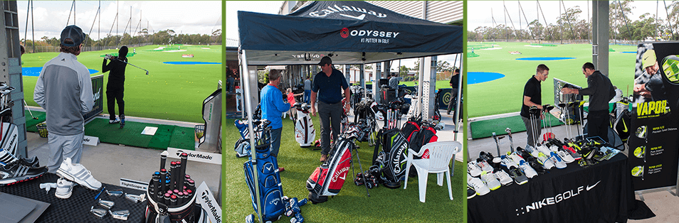 Golf Expo 2018 at Thornleigh Golf Centre