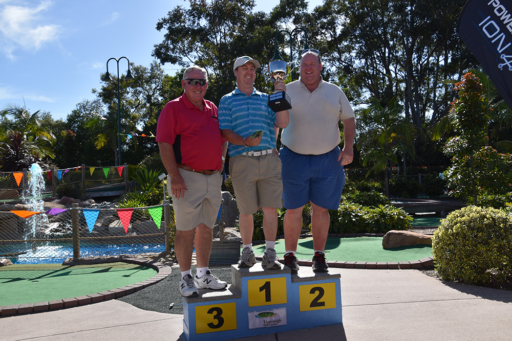 Australian Mini Golf Tournament 2017
