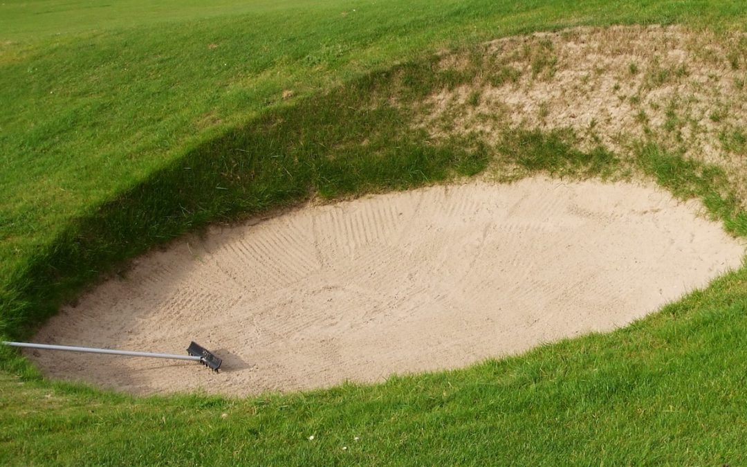 Practice Tip for Golf Bunker Shot