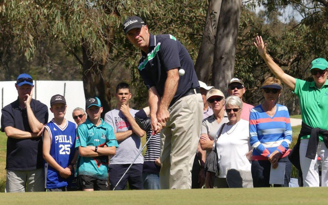 Kenny claims NSW Senior Open – PGA!!